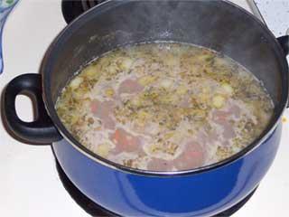 Seafood Chowdah Add Fish