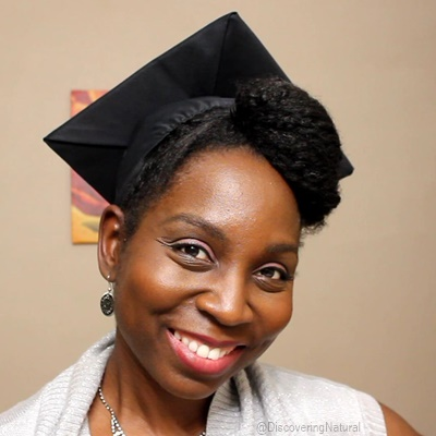 African Naturalistas Graduation Hairstyles For Natural Hair