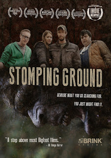 Stomping Ground DVD cover