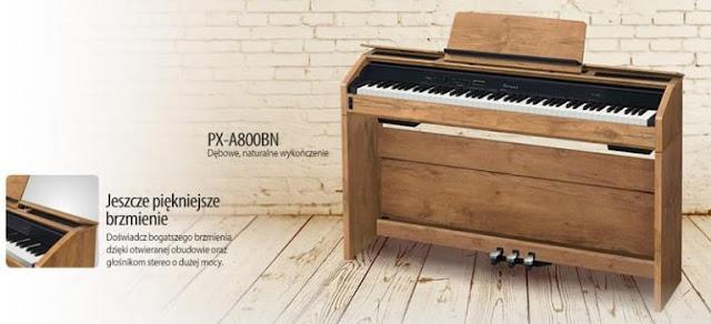Giá bán đàn Piano điện Casio PX-A800BN hôm nay