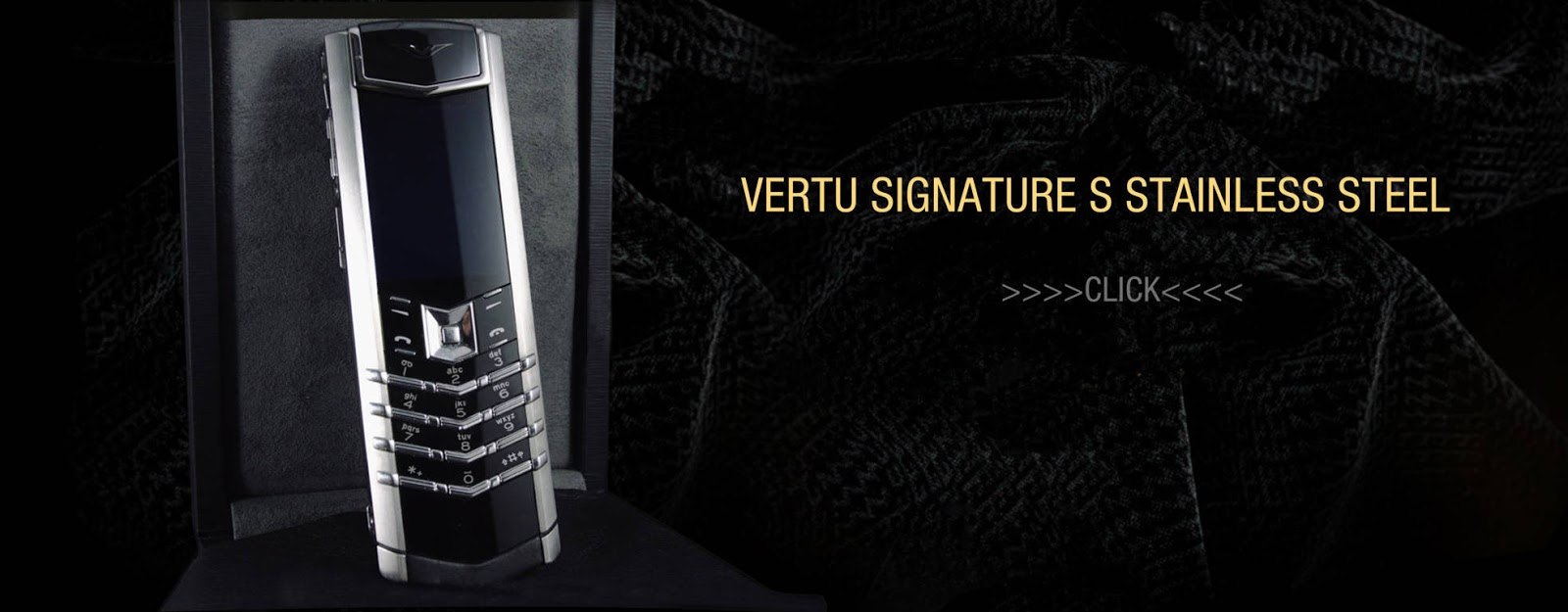 Tổng hợp Vertu Signature S