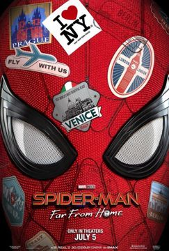 spiderman lejos de casa gratis, descargar spiderman lejos de casa, spiderman lejos de casa online