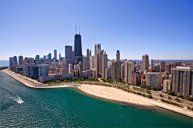 29. Chicago, USA - 30 Best and Most Breathtaking Cityscapes