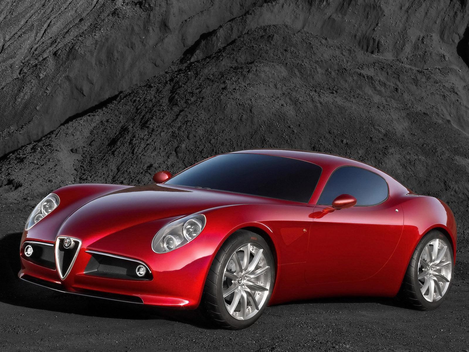 alfa romeo spider 1 luxury and fast cars. Black Bedroom Furniture Sets. Home Design Ideas