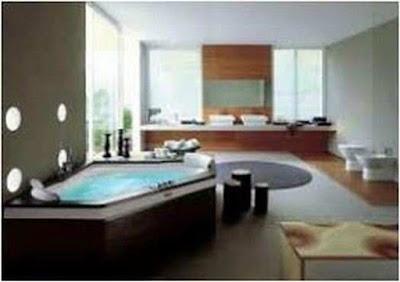 Ideas Bathroom Designs With Spa Tub