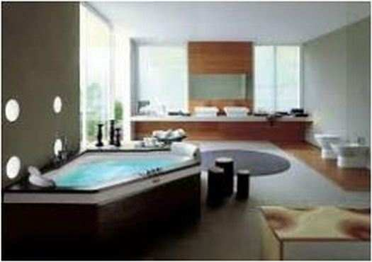 Tips Bathroom Designs With Spa Tub TB UP08