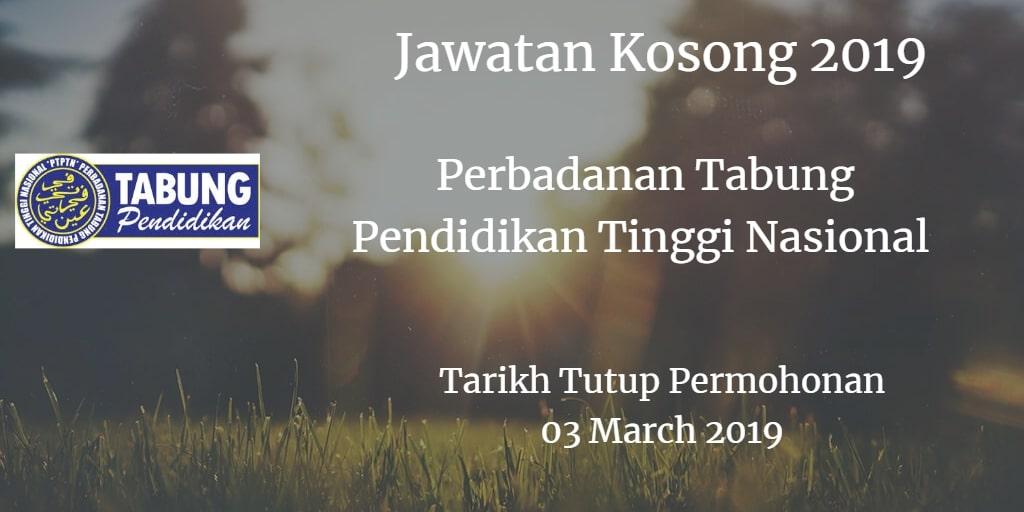 Jawatan Kosong PTPTPN 01 March 2019