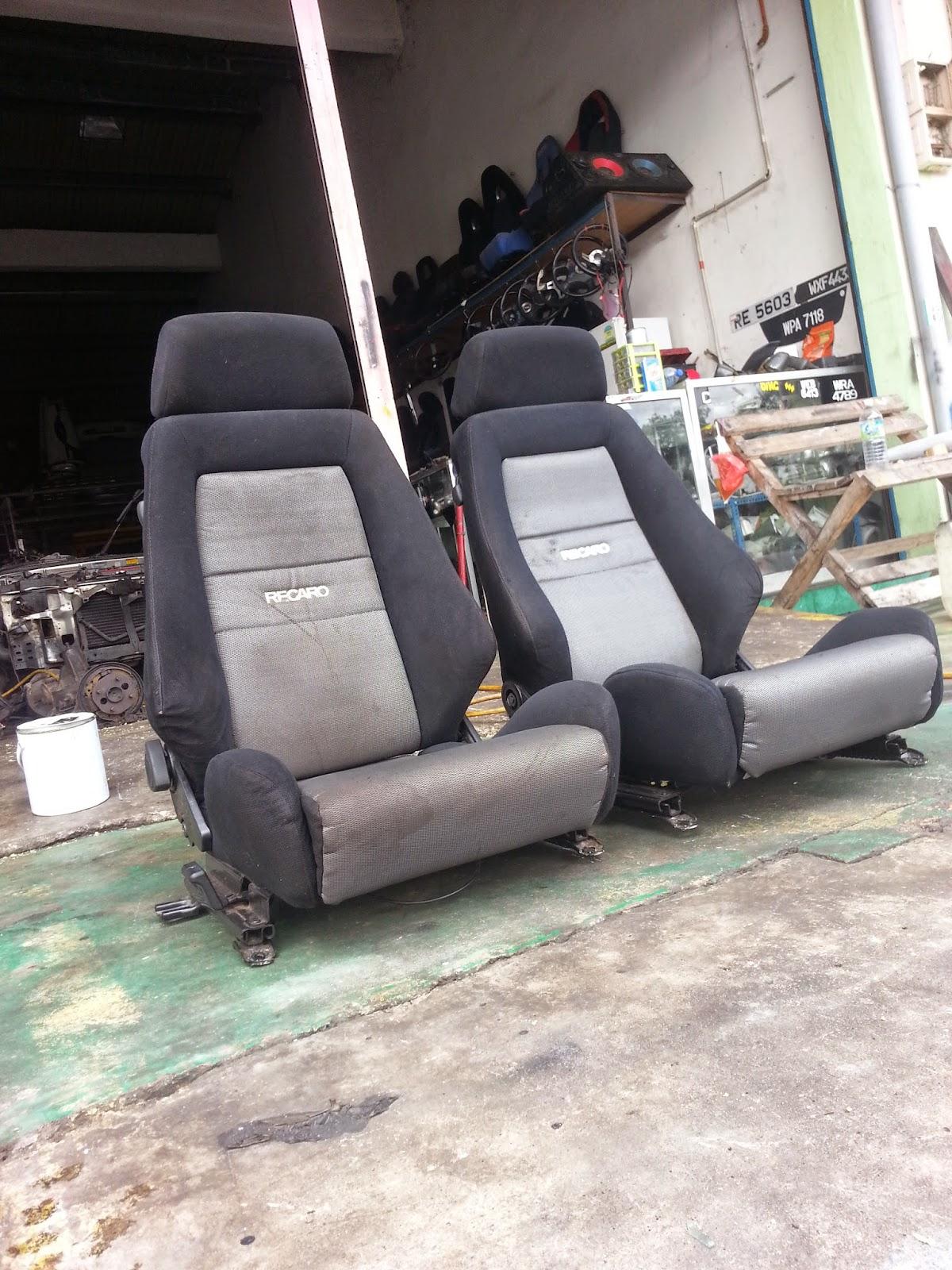 Dingz Garage Seat Recaro Satria Gti Complete