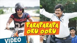 Paraparapa Oru Ooru Video Song | Bangalore Naatkal | Arya | Bobby Simha | Sri Divya | Gopi Sunder