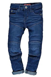 Tygo & Vito skinny fit stretch jeans blauw