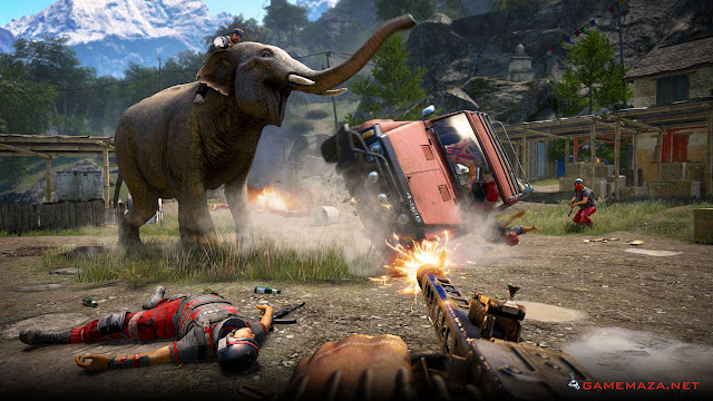 Far Cry 4 Gold Edition Gameplay Screenshot 3