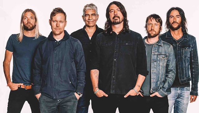 Foo Fighters e Weezer no Rock in Rio 2019