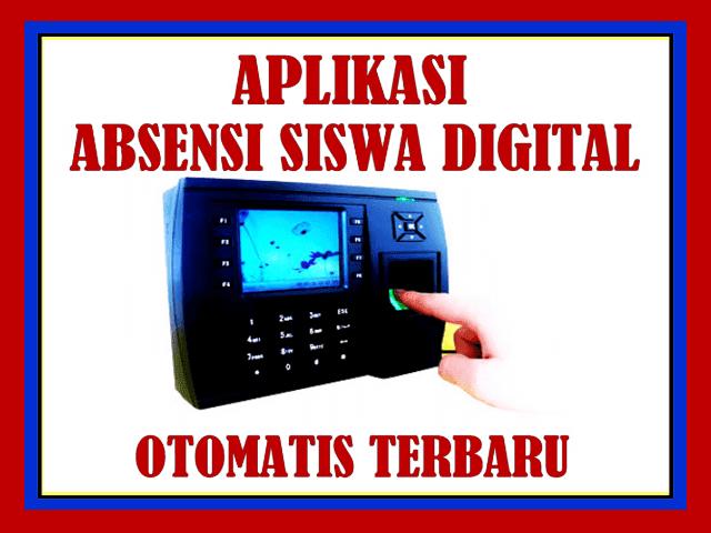 Download Aplikasi Absensi Siswa Digital Otomatis