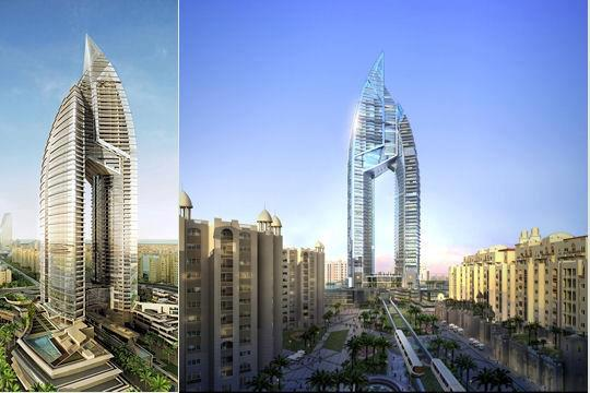 Unique Collections Trump Tower Dubai