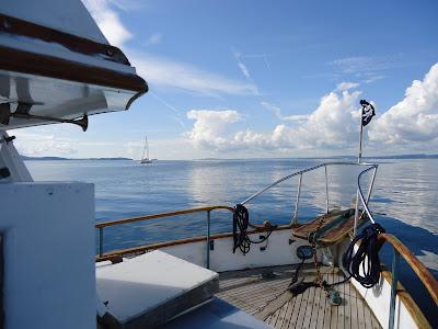 grand bansk 36 classic, båttur, sommerferie