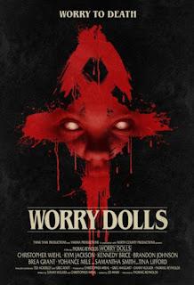 Worry Dolls, la nueva película de Padraig Reynolds
