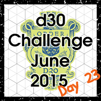 d30 Challenge Day 23