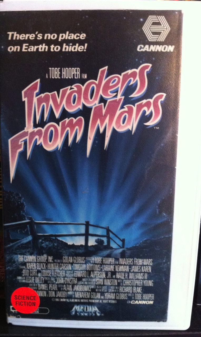 invaders from mars dvd - photo #35