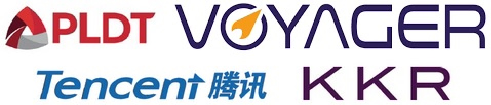 China's Tencent and KKR to Invest USD175M in PLDT's Voyager