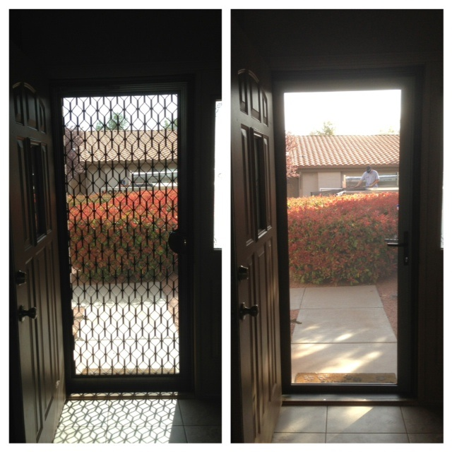 Trending- New Guarda Security Doors...