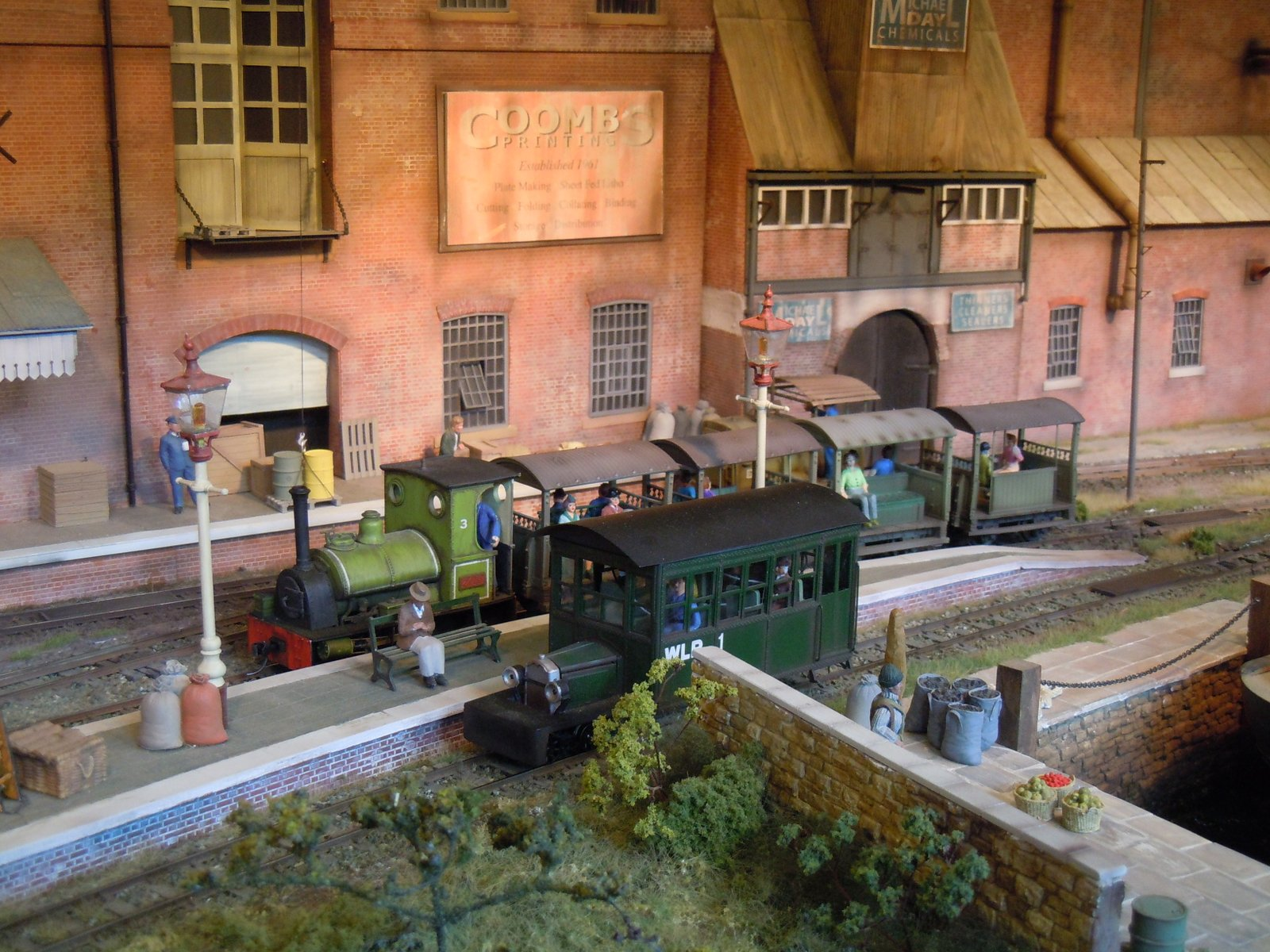 Michael's Model Railways: A family day out in Burgess Hill