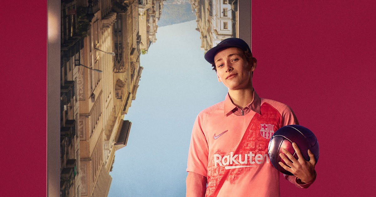 Nike FC Barcelona 18-19 Third Kit Released