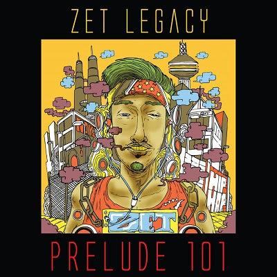 Zet Legacy feat Jin Hackman - Rapstar