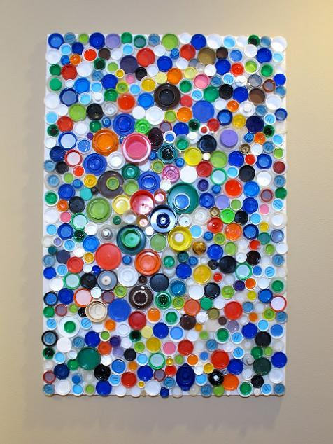 Reuse Plastic Bottle Caps
