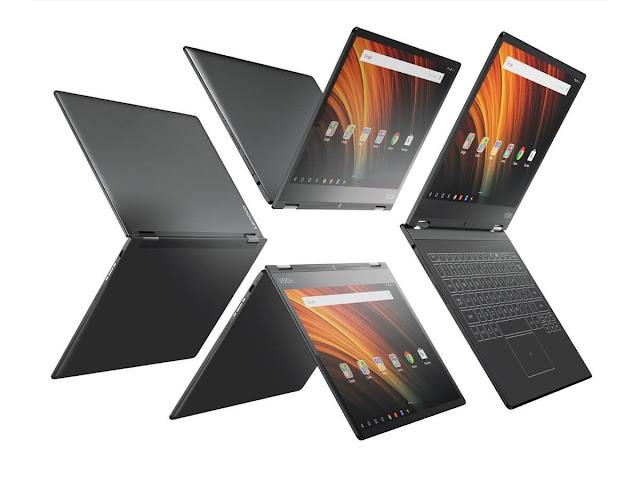 Анонси: Lenovo Yoga A12 - Android-планшет 2-в-1 за $ 299