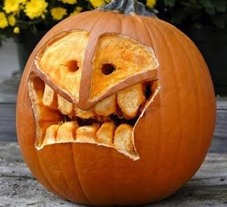 funny pumpkin carving patterns