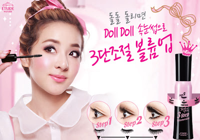 Review Lash Perm 3 Steps - ETUDE House