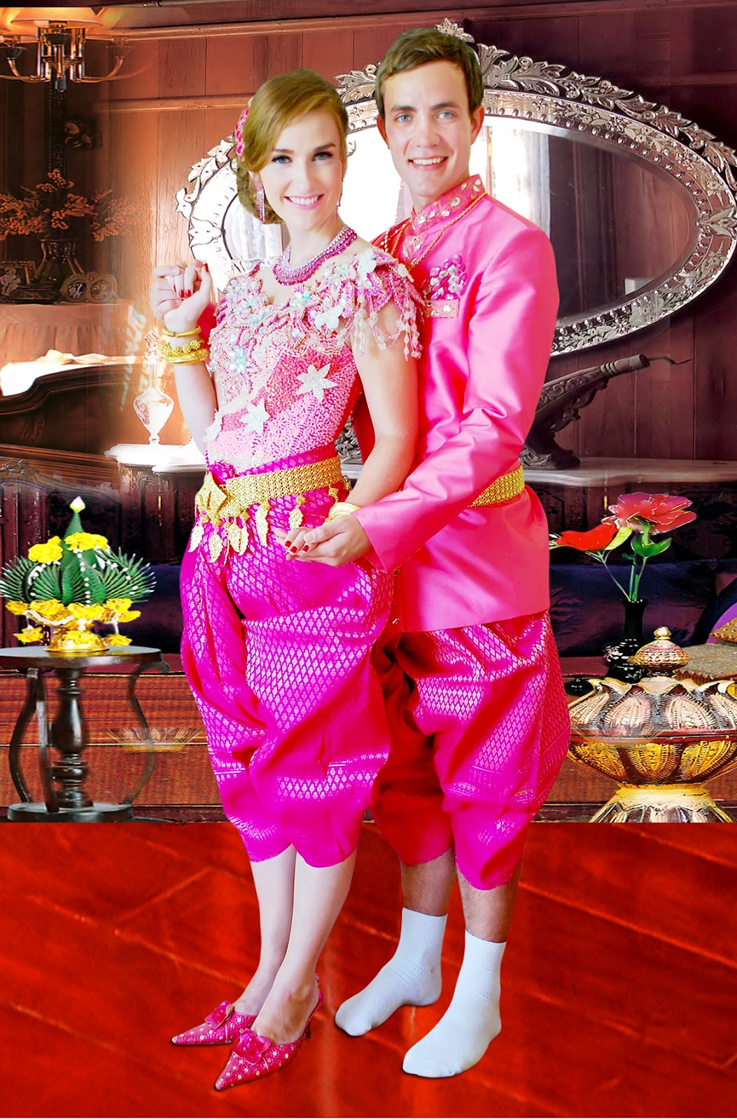 Khmer couple 4 - 3 5