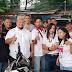 DPP Baja Perindo Bagikan 500 Paket Takjil di Jaktim