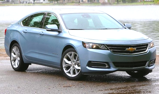 2019 Chevrolet Impala Rumors