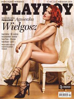 Playboy Polonia-Abril 2016 PDF