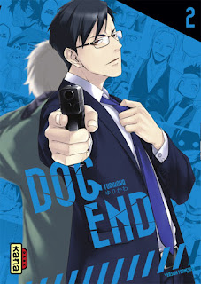 Dog End tome 2 de Yurikawa chez Kana