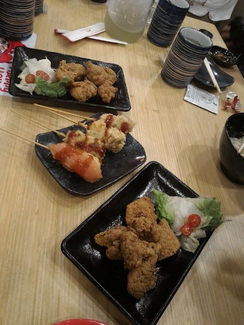 Pembukaan Outlet ke 100 Sushi King di Aeon Mall Shah Alam