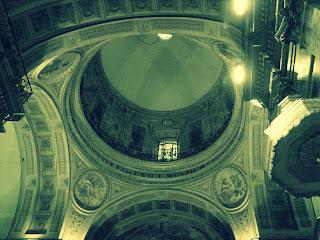 Uma das Cúpulas da Catedral de Buenos Aires