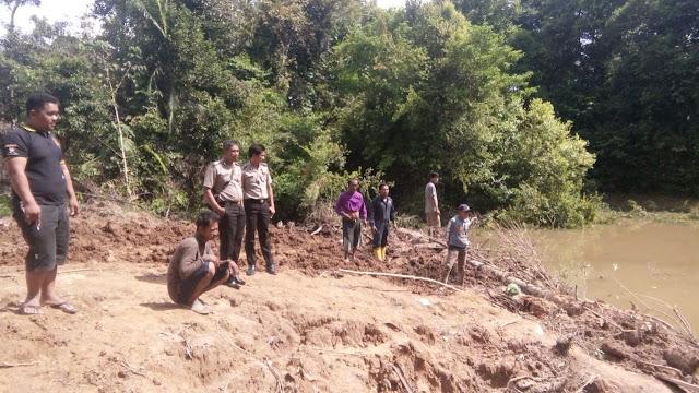 Polisi Terus Lakukan Pencarian Petani yang Diduga Tenggelam