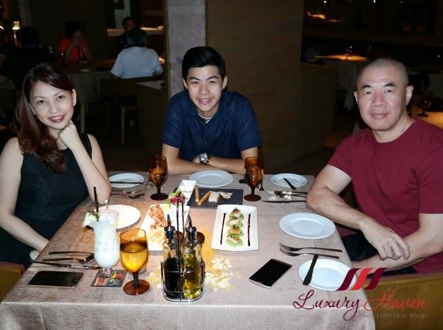 tosca italian fine dining restaurant malaysia reviews