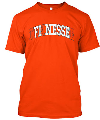 Tennessee Finesse T Shirt Hoodie Sweatshirt Crewneck Sweater Jacket Shirts