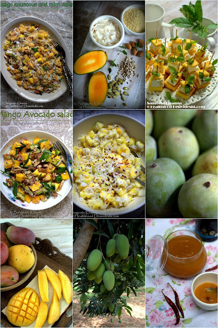 mango dishes