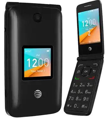 AT&T Cell Phones for Seniors 2019 - LG b470 Flip