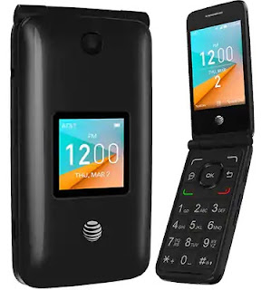 AT&T flip phones for seniors 2019
