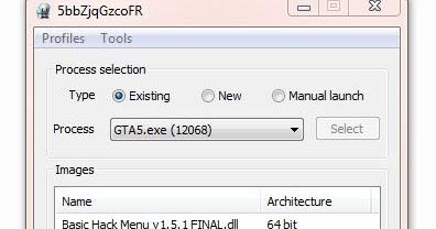 Xenos Injector v2 2 0 - for any DLL based menus or cheats