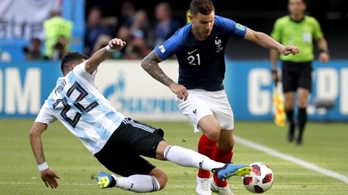 Francia eliminó a Argentina