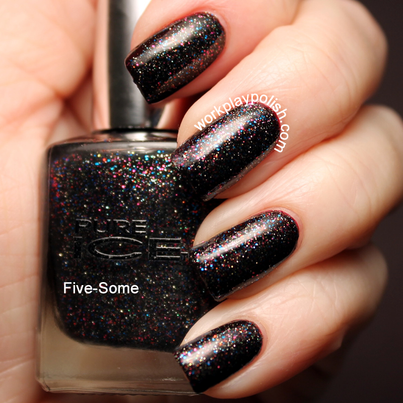 Pure Ice Five-Some Swatch