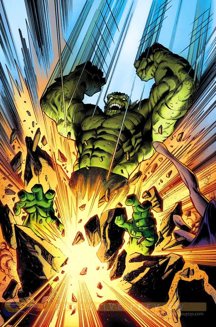 blood work classic rock hulk vs abomination