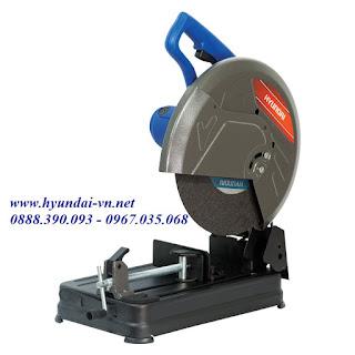 Máy cắt sắt mini cầm tay Huyndai HCS 355S