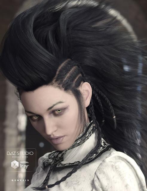 Vampire Lavinia Bundle